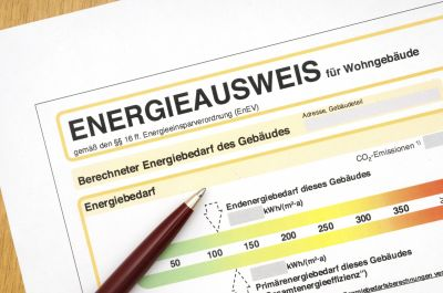 Immobilien Energieausweis
